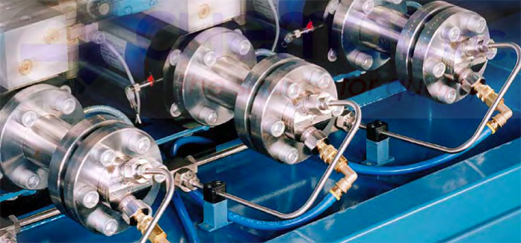Hydraulic Intensifier Pumps