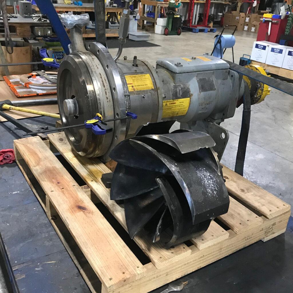 In-House Repairs of Bungartz Pumps